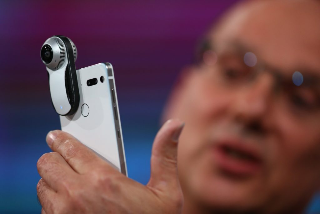 Andy Rubin Phone