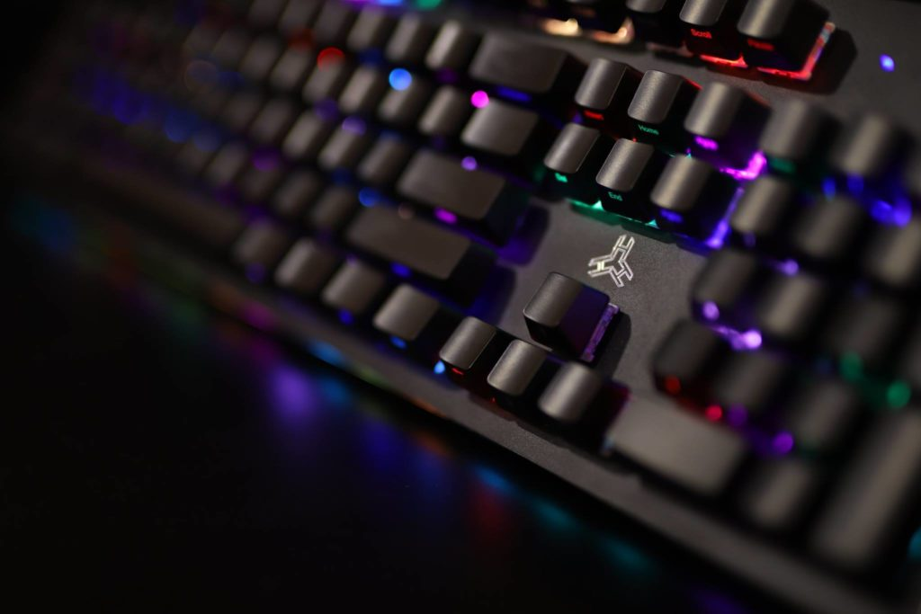Rakk New RGB Keyboard