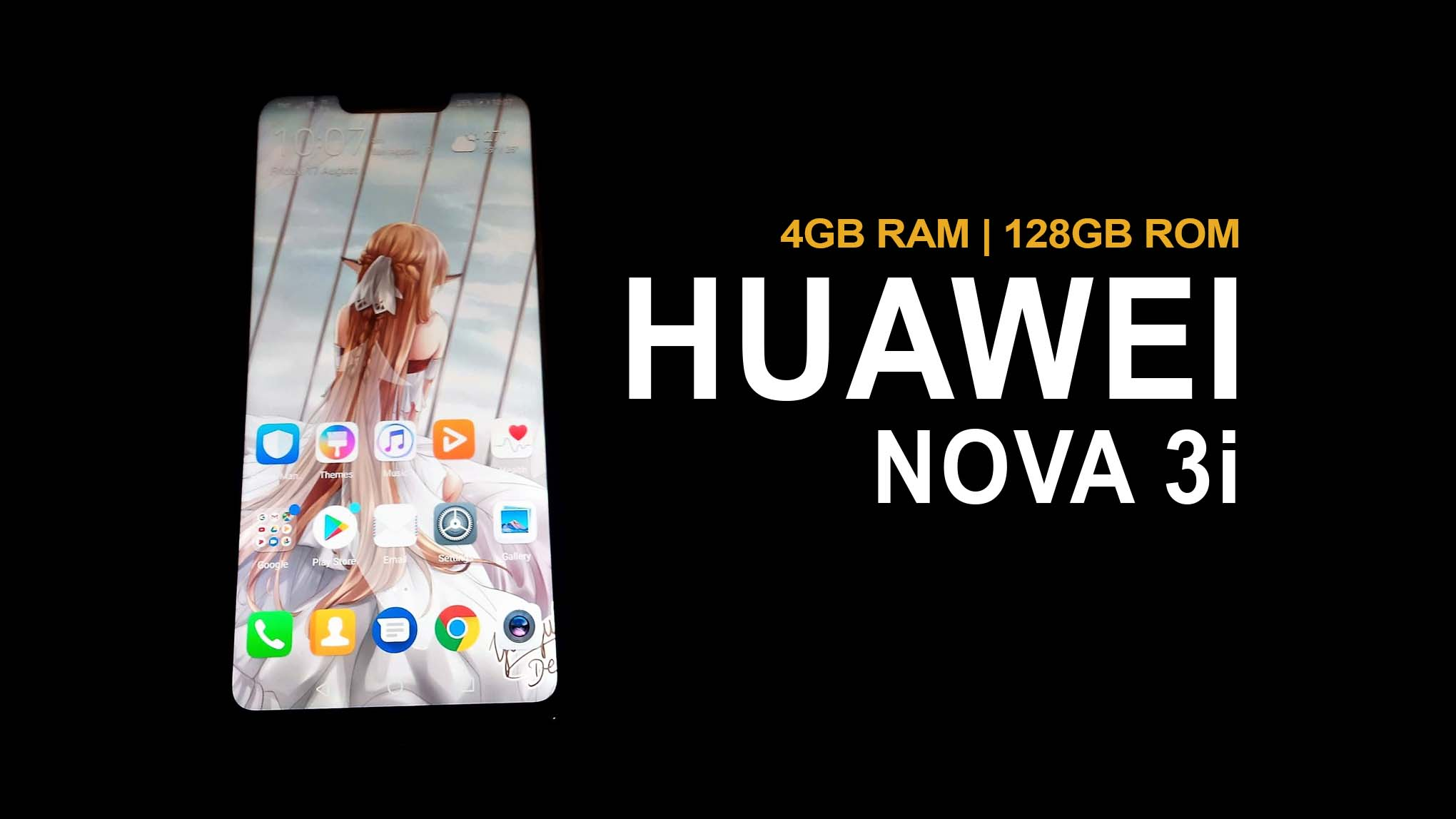 Product Review: Huawei Nova 3i