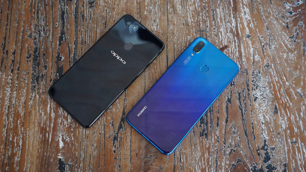 Huawei Nova 3i vs Oppo F7 User Review