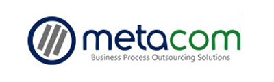 Metacom Business Process Outsourcing Solutions Logo