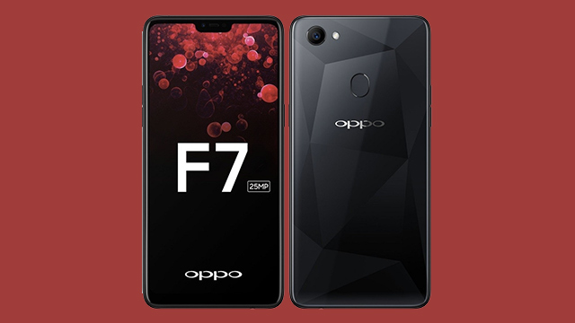 Oppo F7 and Huawei Nova 3i