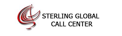 Sterling Global Call Center Logo